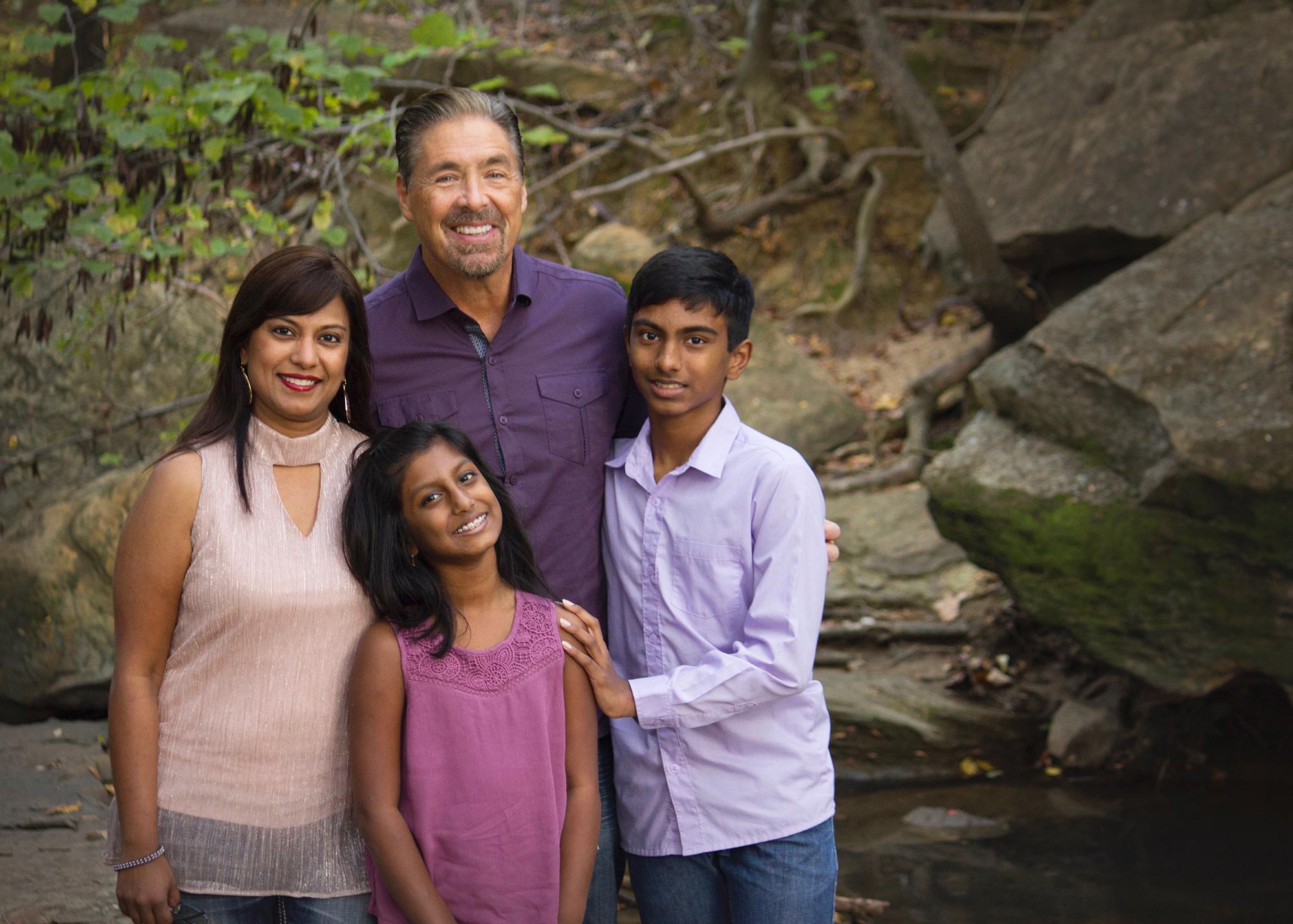 Leena's family